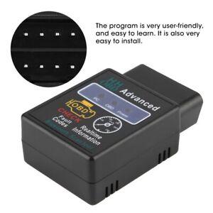 ELM327 ODB2 ODB-II Wireless Bluetooth V2.1 Car Auto Diagnostic Scanner Scan Tool