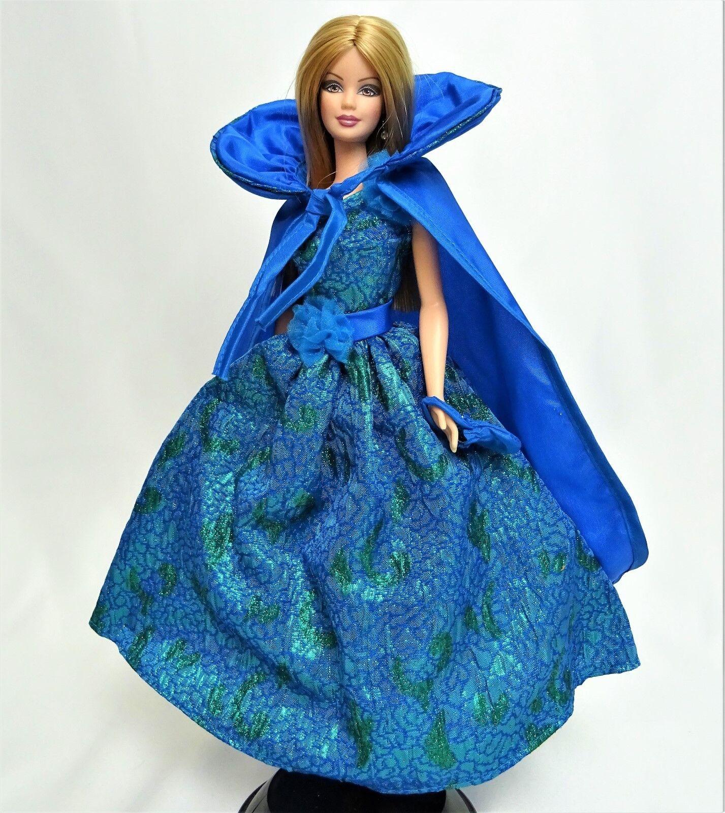 Barbie Fashion OSCAR DE LA RENTA DA COLLEZIONE SERIE V Uomota FUORI BOX NO BAMBOLA