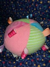Kids Preferred Jingle Balls Label Loveys Plush Toy Football//Baseball//Soccerball
