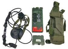 NEW British Army Clansman Radio Headset Replacement RH Plastic Earshell