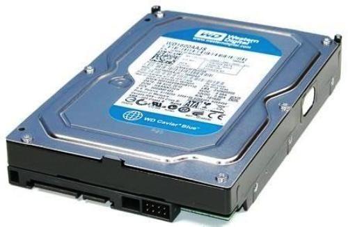 Western Digital WD3200AAKX 320 GB SATA III Festplatte 7200 RPM 16 MB Cache HDD
