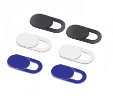 6 PACK WebCam Cover Slide Camera Privacy Security Protect Sticker Phone Laptop
