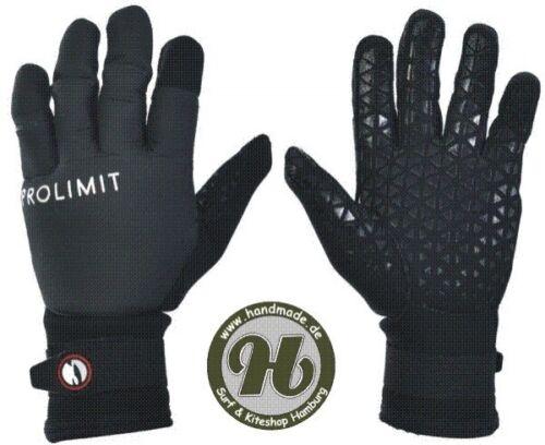 Prolimit Curved Finger Utility 3mm Neo Handschuh Windsurf Kitesurf Winter