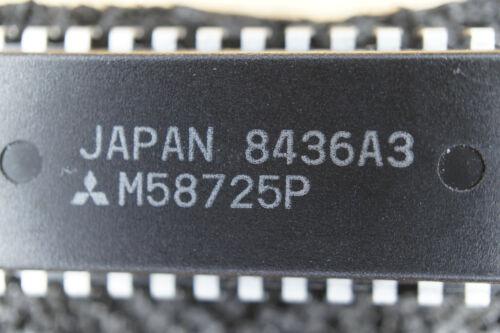 NOS Mitsubishi M58725P  dip24   qty 1      Ships: FREE in USA tomorrow!