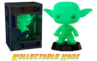 Star Wars - Spirit Yoda Glow in the Dark Pop! Vinyl Bobble Head Figure