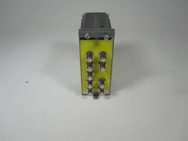 Scientific Atlanta 9908 FWD 50-100MHz 8-Way Splitters