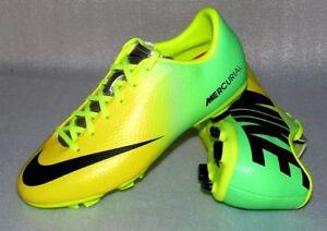 Nike Schuhe 33 Fussball Schuhe Neon grün