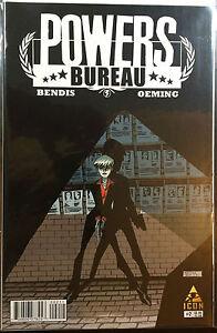 Powers-Bureau-2-NM-1st-Print-Free-UK-P-amp-P-Icon-Comics