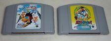 Nintendo 64 Snowboard Kids 1 and 2 Chou Snowboard Kids Work Fully! Japan