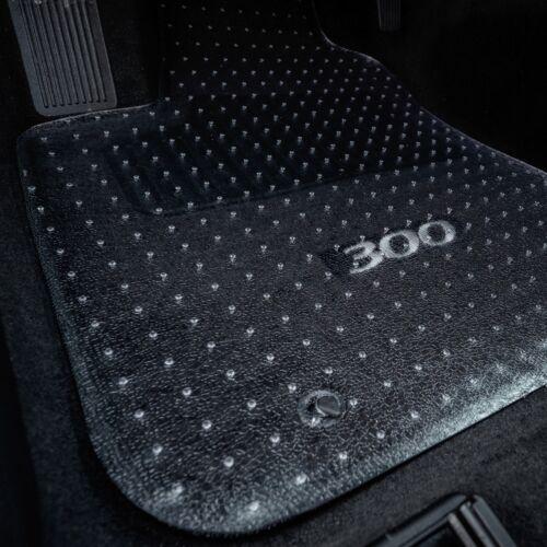 For Lexus RX400h 2006-2008 ExactMats LX-124-4P 1st /& 2nd Row Clear Floor Mat Set
