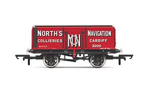 Hornby-R6904-OO-Gauge-7-Plank-Wagon-Norths-Navigation