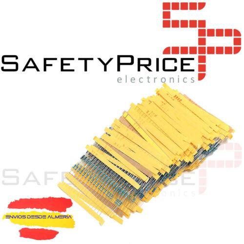 50x Widerstände 220 Ohm 1/% 1//4w 0,25w Kohlenstoff Film Elektronik Arduino