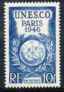 STAMP-TIMBRE-FRANCE-NEUF-N-771-UNESCO-1946