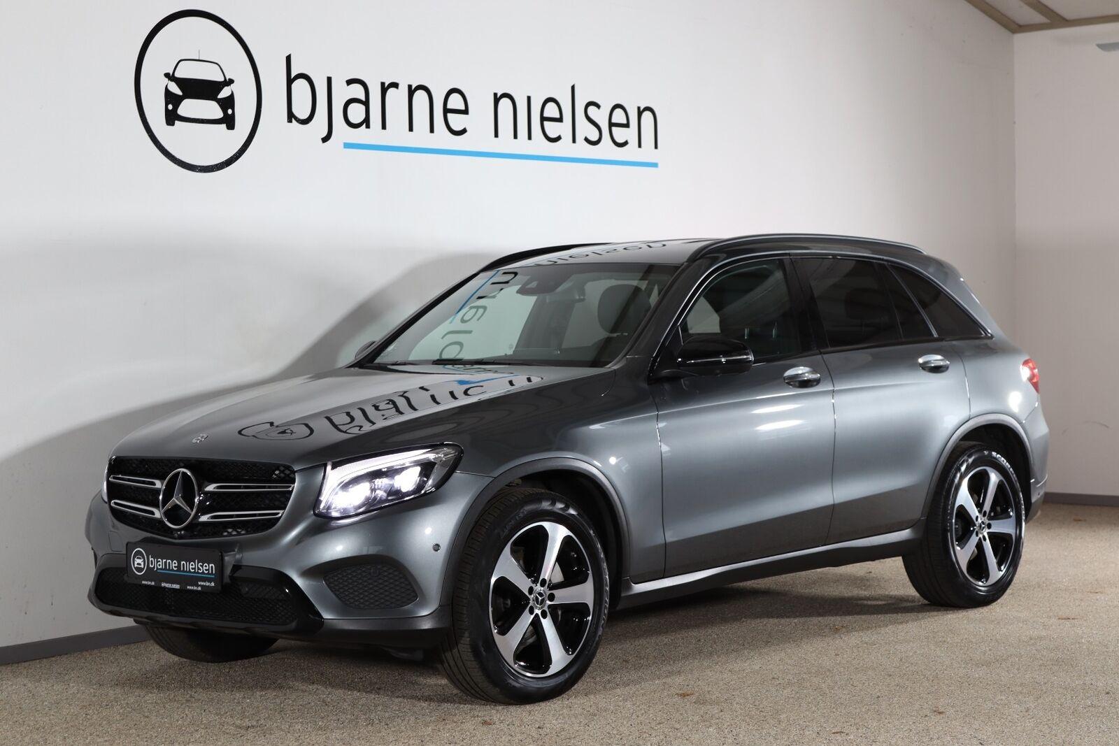 Mercedes GLC250 d Billede 0