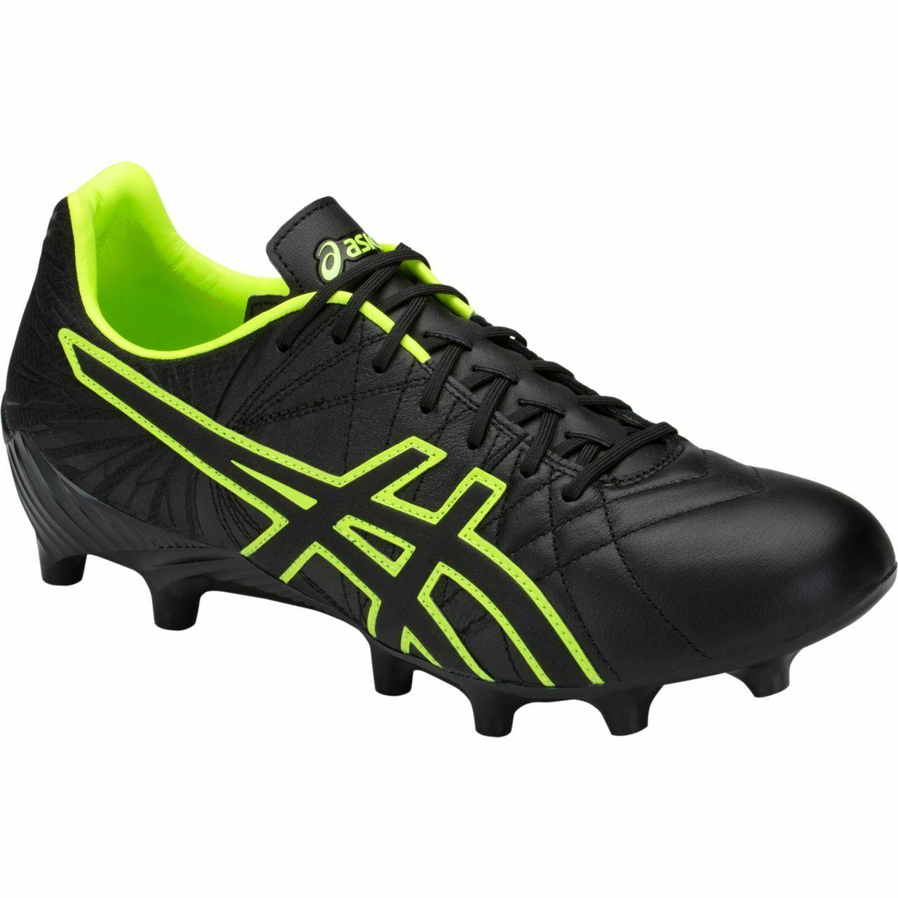 Asics Lethal Tigreor versión más reciente que FF para Hombre botas de fútbol (002)