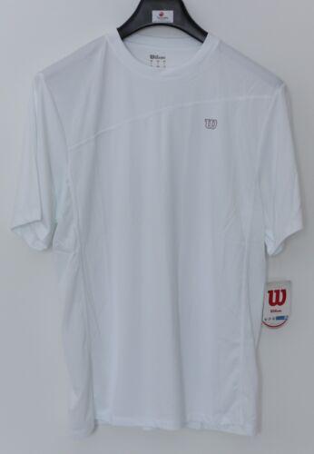 statt 39,95€* Wilson T-Shirt Colorblock CREW weiß MEGASALE sehr fein