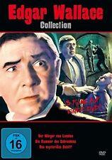 EDGAR WALLACE COLLECTION: DER WÜRGER V. LONDON/DAS MYSTERIÖSE SCHIFF/  DVD NEU
