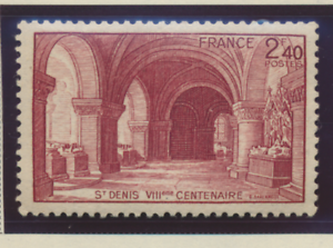 France-Stamp-Scott-498-Mint-Hinged