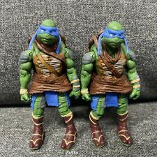 Teenage Mutant Ninja Turtles Stretch N Shout Leonardo Figure Playmates Toys 91421