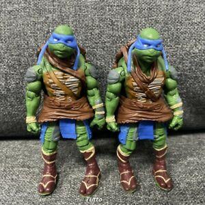 2x 4 5 Teenage Mutant Ninja Turtles Tmnt Leonardo Movie Action