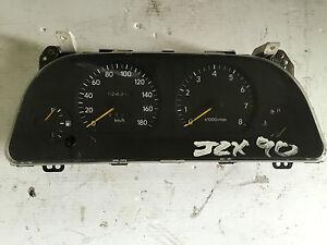 Toyota-Jzx90-Mk2-clocks