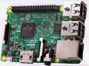 Raspberry-Pi-3-1GB-RAM-Model-B-1-2GHz-Quad-Core-WiFi-amp-Bluetooth-4-1-64bit-CPU