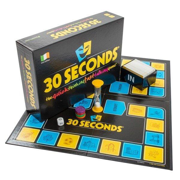 30 seconds Game board game classic