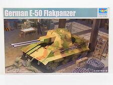 LOT 17560 | Trumpeter 01537 German E-50 Flakpanzer 1:35 Bausatz NEU in OVP