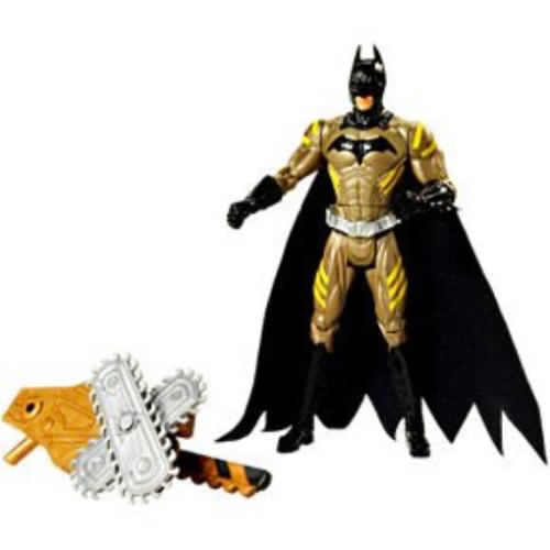 THE DARK KNIGHT BATMAN MOVIE SAW-SHOT BATMAN ACTION FIGURE HASBRO