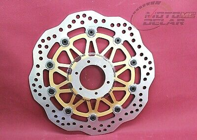 2 Platinum Hart *DRILLED & SLOTTED* Front Disc Brake Rotors 2 ...