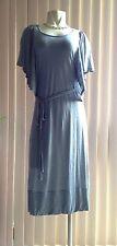 Women's InWear Yora Style Olive Green / Grey Dress Size Medium