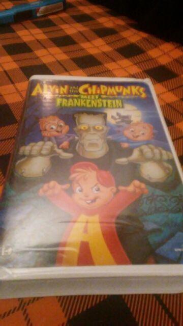 Ty,Alvin Chipmunk,2008 DVD Version Beanie&Chipmunk Road Chip ... | 640x360