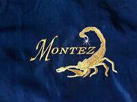 Zanelli Ranchero Style Boy's Montez Embroidered Scorpion Shirt Size 12