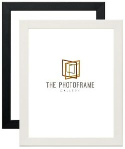All-Sizes-Black-amp-White-Frames-Wood-Effects-Picture-Photo-Frames-A1-A2-A3-A4-36X24
