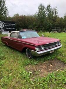 1960 Mercury Convertible