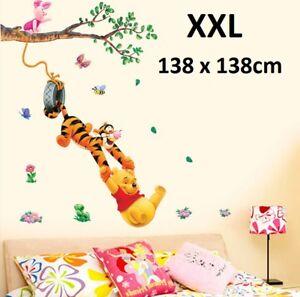 Details Zu Wandtattoo Wandsticker 3d Winnie Pooh Baby Disney Wandaufkleber Kinderzimmer