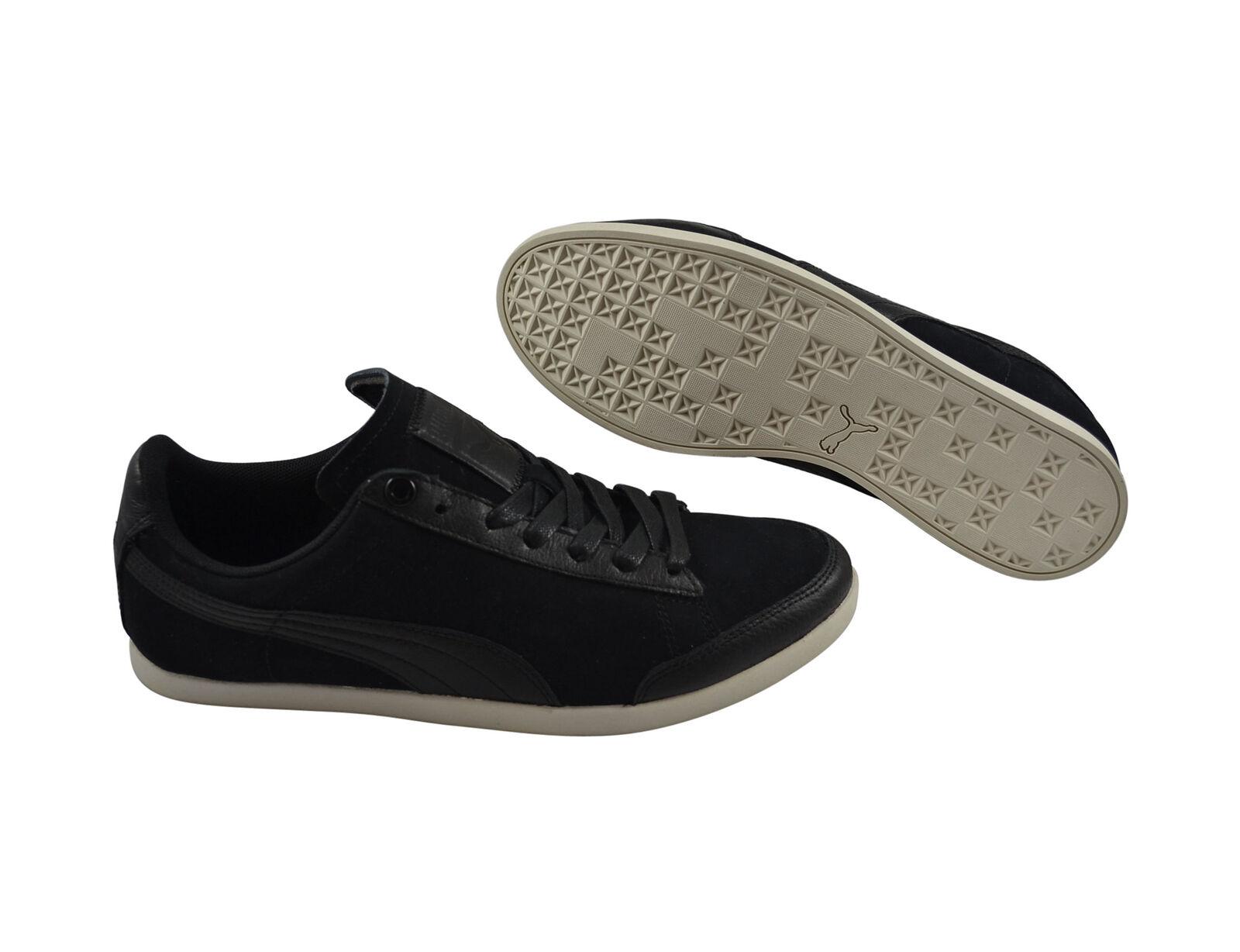 Puma Catskil NB black/dark shadow/white swan Schuhe/Sneaker 356599 02 Neu
