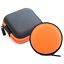 Hard-Earphones-Earbuds-Airpods-Carrying-Storage-Case-Cover-Zippered-Pouch thumbnail 22