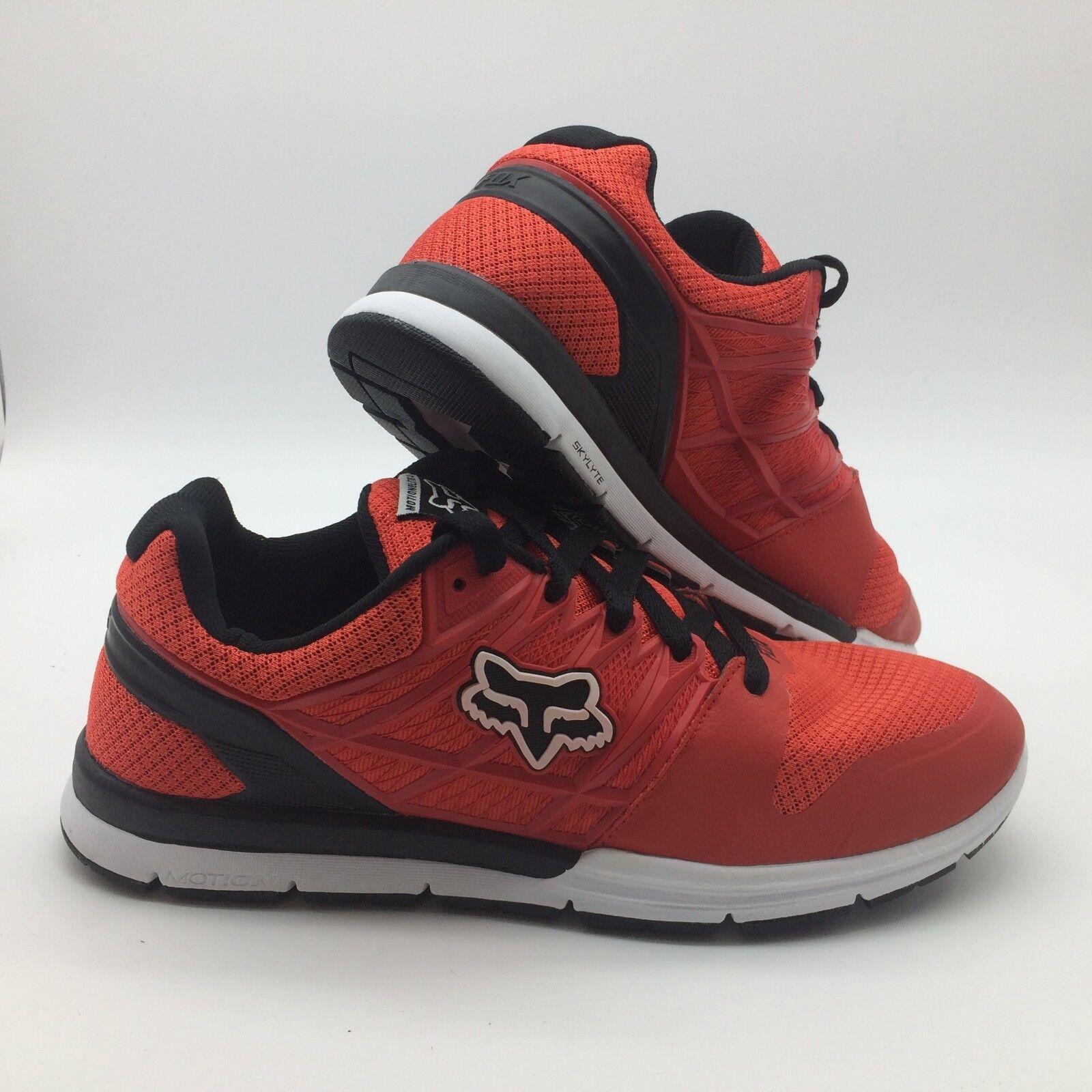Fox men shoes   Motion Elite Ll   red black Bianco