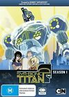 Sym-Bionic Titan : Season 1 (DVD, 2016, 3-Disc Set)