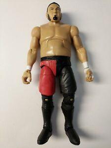 WWE Mattel Elite 43 Samoa Joe Wrestling Figure NXT TNA Complete