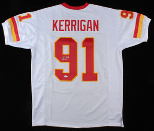new style 82c5c 60d21 Details about Ryan Kerrigan Signed Redskins White Jersey (JSA COA) 2×NFL  Pro Bowl (2012, 2016)