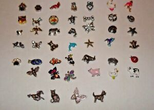 **RARE/RETIRED** Origami Owl Custom Jewelry **Animal Charms**