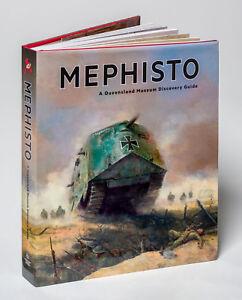 Australian-Mephisto-Remember-Worlds-Rarest-Tank-WW1-Hard-cover-edition-Book