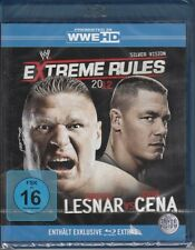 WWE Wrestling - Extreme Rules 2012 (Blu-ray Disc)