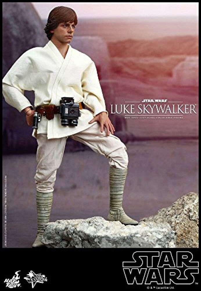Hot Toys 1/6 1/6 1/6 Star Wars Episode IV 4 A New Hope Luke Skywalker MMS297 7b65f2