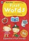 First Words: a Pirate Pete and Princess Polly Sticker Activity Book by Penguin Books Ltd (Paperback, 2015)