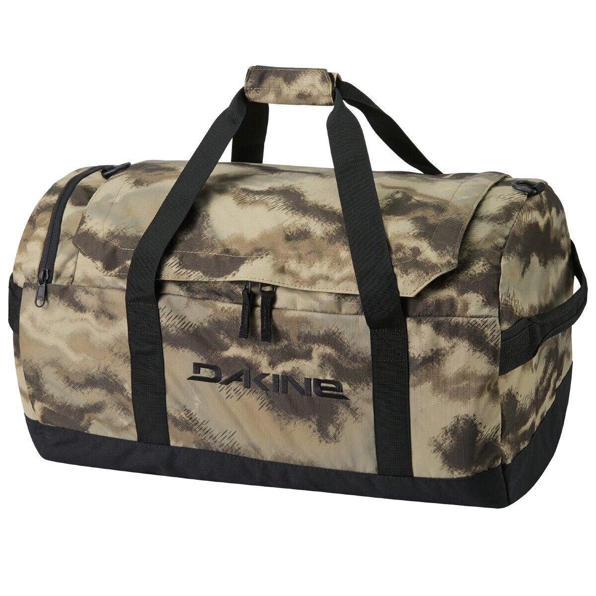 Dakine eq duffle 50l funda bolsa de viaje bolsa de gimnasia ashcroft 10002061-ashcroftcm