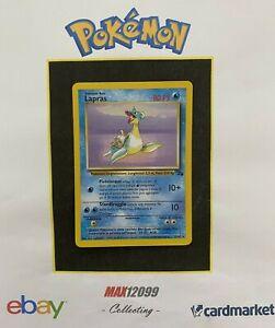 Pokemon LAPRAS Rara Non Holo FOSSIL Unlimited 25/62 ITA / EXC