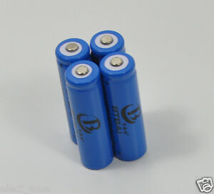 WF-139-Charger-4X-ICR-14500-3-7V-as-AA-Li-ion-Rechargeable-Battey-For-LED-Torch